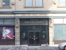 Home of the Milwaukee Ballet