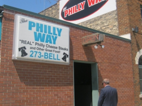 The Philly Way.