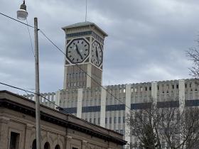 Allen-Bradley Clock Tower