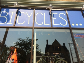 City Business: Coast In Bikes