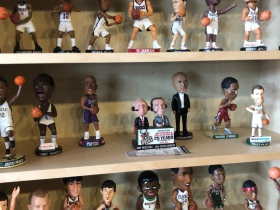 Milwaukee Bucks Bobbleheads