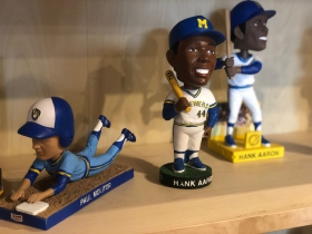 Henry Aaron Bobbleheads