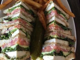Monterrey Club Sandwich