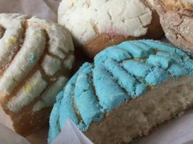 Conchas...sweet bread