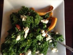 On the Menu: Roasted Squash Salad