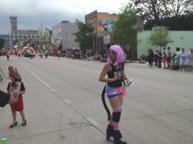 2015 Milwaukee Pride Parade