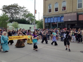 Milwaukee Belly Dance