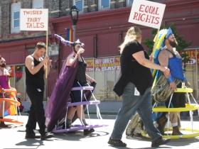 2014 Milwaukee Pride Parade