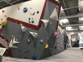 Adventure Rock - Walker's Point Gym