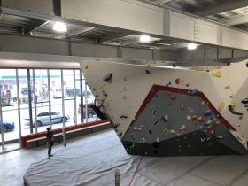 Adventure Rock - Walker's Point Gym