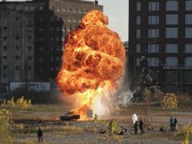 Blow Up a Car?
