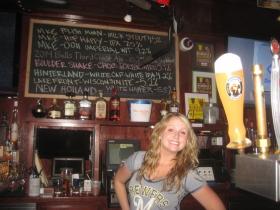 Bartender at Steny's