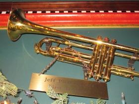 Jeff Pietrangelo's First Trumpet