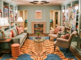 Madcap Lounge Library