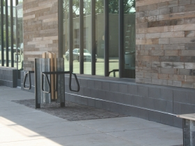 Custom Bike Racks by Ryan Foat