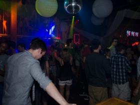 La Cage main level dance club.