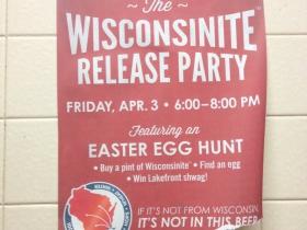 Wisconsinite Release Party