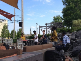 Foreign Goods Playing at The Yard