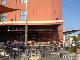 The Harp Irish Pub: This Milwaukee Favorite Offers A Deck Overlooking The  Milwaukee River Smack In The Middle Of Downtown. The Bar Seats On The Patio  Are ...