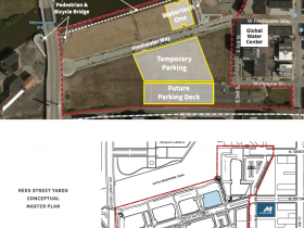 Water Tech One Site Plan