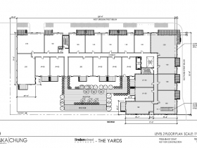The Yards Level 2 Floor Plan