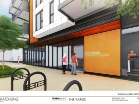 The Yards Rendering