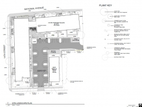 Thirteen31 Site Plan