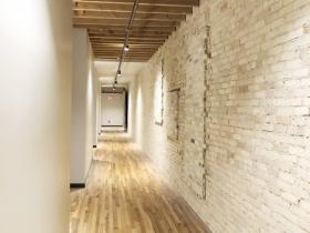 Timber Lofts Hallway
