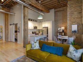 Timber Lofts - Historic Unit
