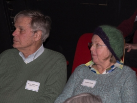 Bruce Thompson and Kathleen Miller