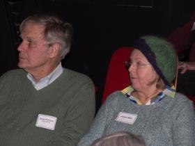 Bruce Thompson and Kathleen Miller
