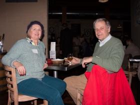 Kathleen Miller and Bruce Thompson