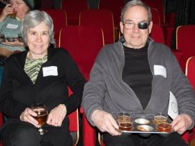 Ellen Baehr and Carl Baehr