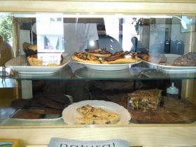 Amaranth sandwiches.