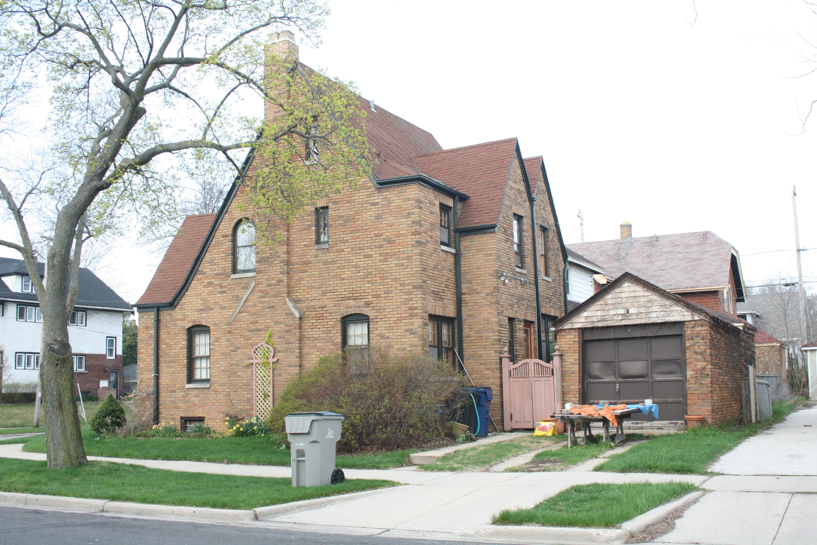 Paul Jakubovich\'s Washington Heights home