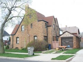Paul Jakubovich's Washington Heights home
