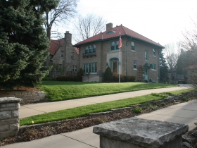William Ryan Drew House