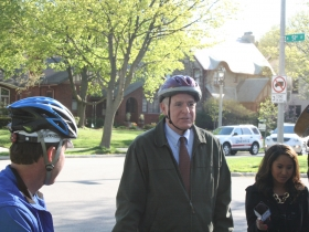 Mayor Tom Barrett.