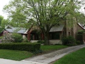 Mayor Barrett's home.