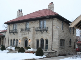 1934 Milwaukee Home