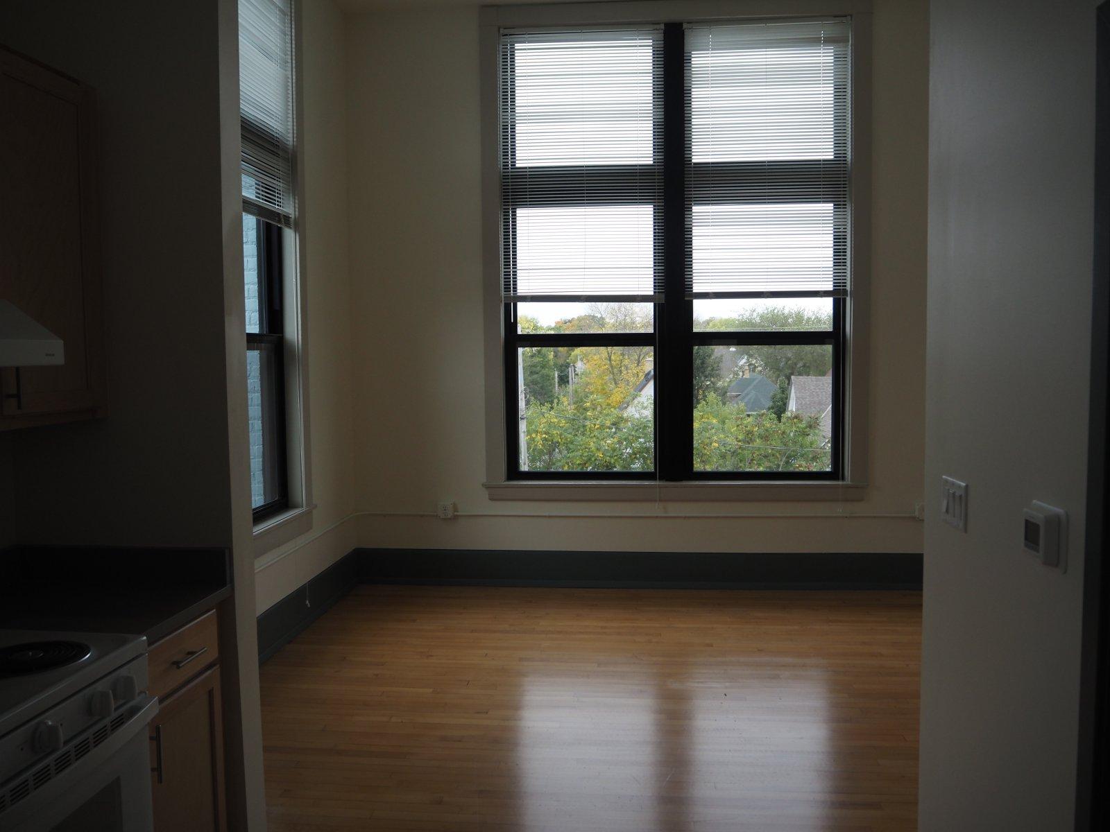 37th Street School Senior Apartments Studio Apartment