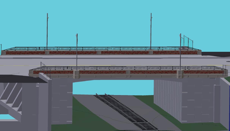 West Lisbon Avenue Bridge Replacement Project Begins June 16, 2014