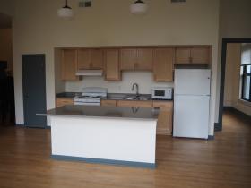 37th Street School Senior Apartments Kitchen