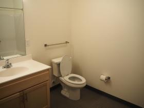 37th Street School Senior Apartments Bathroom