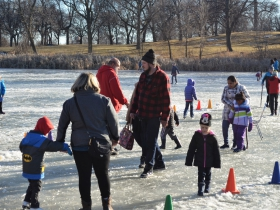 Winterfest at Washington Park