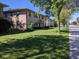 Multi-family residences on Wedgewood Dr.