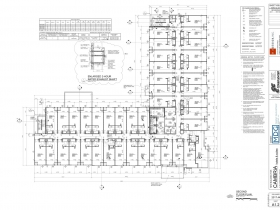 Cambria Fourth Floor Plan