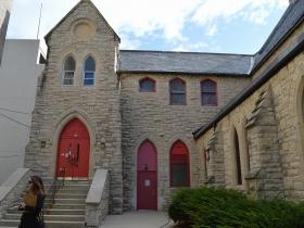 St. James Episcopal Parish House