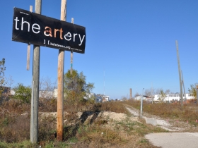 The Artery. Photo by Christine Pedretti.