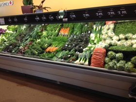 Produce at Outpost